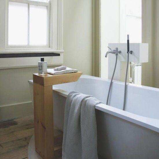 Interieur, bathroom, badkamer, inspiratie, bath, bad, style, styling ...