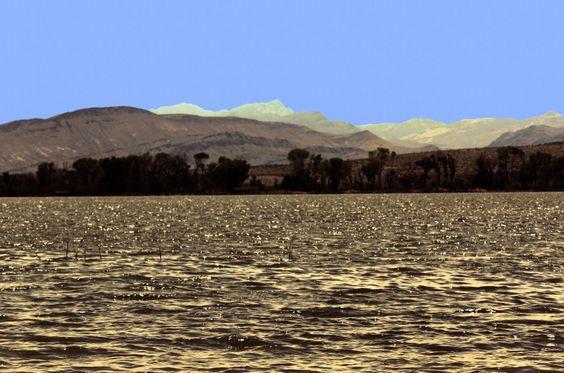 Pahranagat National Wildlife Refuge in Nevada