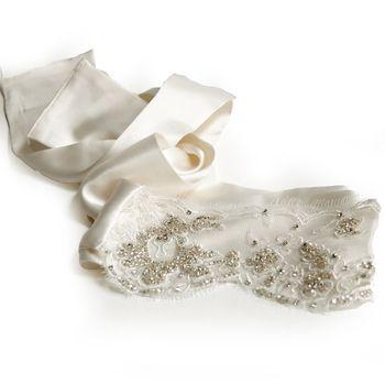 Lace Blindfold | Bridal Gifts | Kiki de Montparnasse