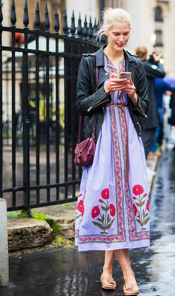 The Flats Style Everyone Will Be Wearing This Fall via @WhoWhatWear