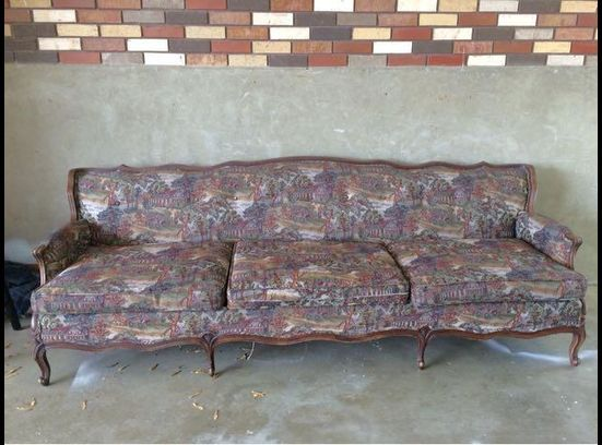 French Provincial Sofas And French On Pinterest