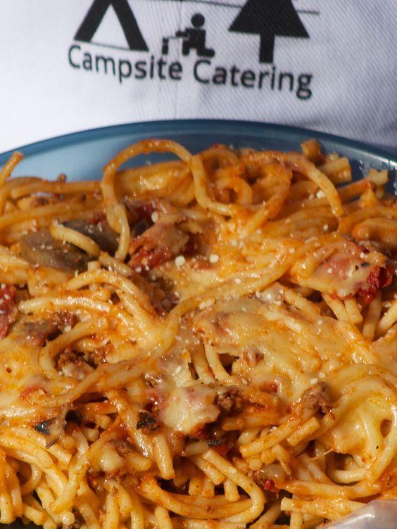 Baked Spaghetti (Fresh - 9oz)