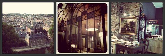 la autora del blog Vuelo Directo estuvo en Namur y nos lo cuenta en su post