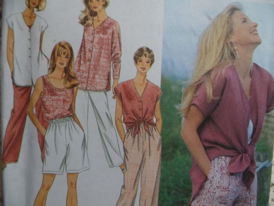 Simplicity Sewing Pattern 9518 Misses' by starspatternstore