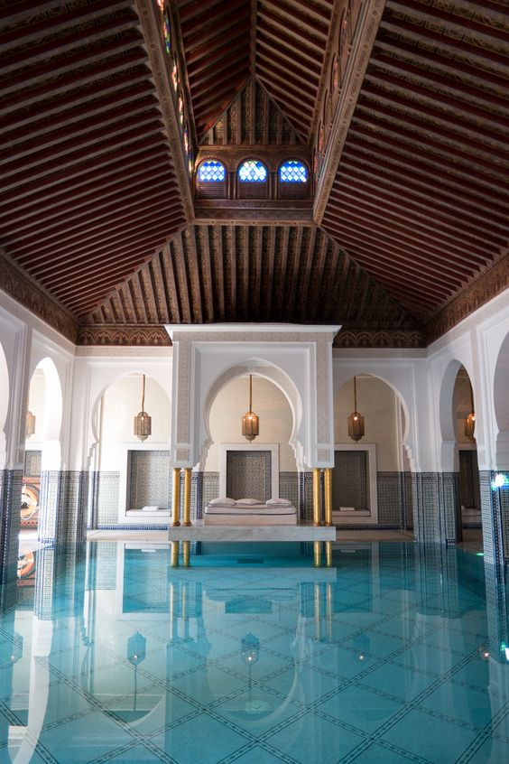 @LaMamounia The most beautiful hotel in Morocco.