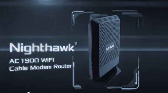 DOCSIS 3.0 Cable Modem Router | Nighthawk AC1900 (C7000) | NETGEAR