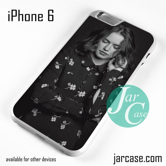 Daisy Ridley Vintage 2 Phone case for iPhone 6 and other iPhone devices
