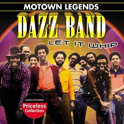 Dazz Band – Let It Whip (single cover art)
