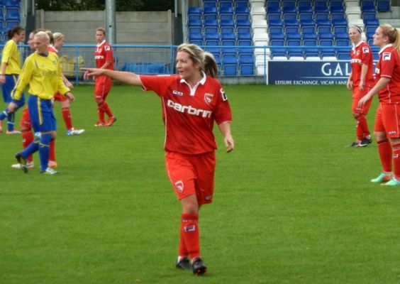 Depleted Morecambe Ladies defeated by Guiseley