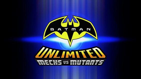 Trailer de Batman Unlimited: Mechs vs Mutants