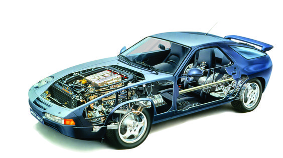 The 928 was a total break from the traditional rear engine porsche the 928 was a total break from the traditional rear engine porsche design theory as a higher priced porsche targeted for the luxury sports car mar fandeluxe Choice Image