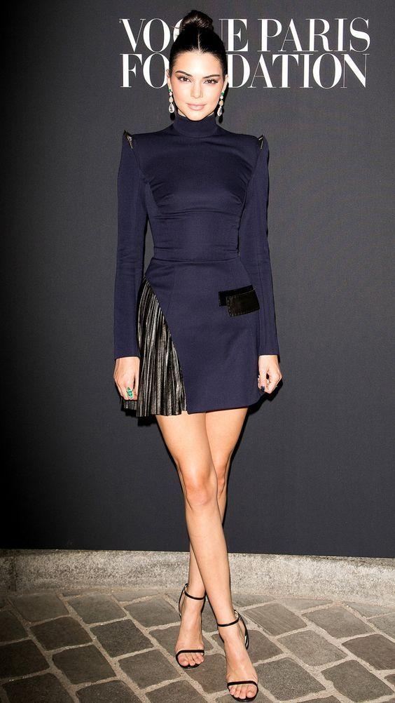 12 Vestidos De Noche Espectaculares De Kendall Jenner