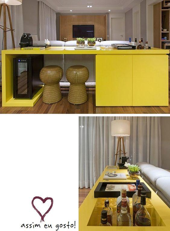 Armario Keter De Plástico Con Cerradura ~ Móvel amarelo na decoraç u00e3o Google, Bar e Mesas