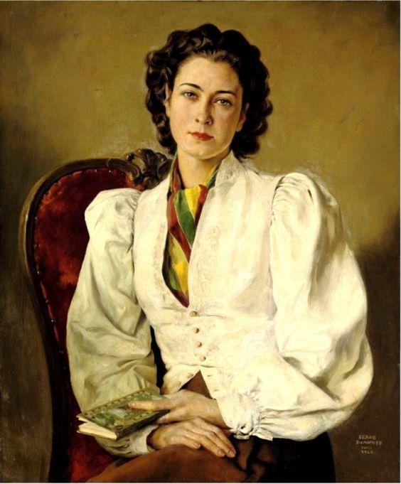 Serge Petrovich Ivanoff (1893-1983).