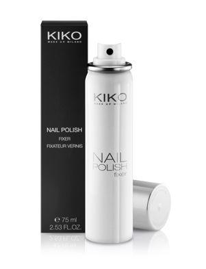 Accélérer le séchage du vernis : la solution grâce au fixateur de vernis KIKO !