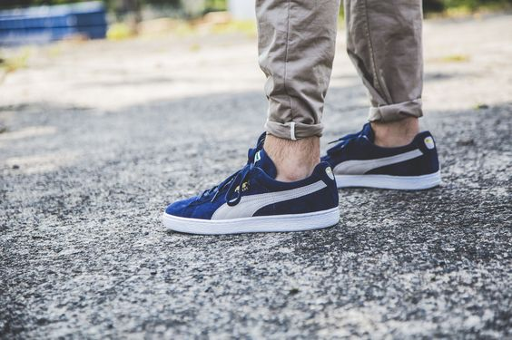 The Puma Suede Classic+ is available at our shop now! EU 42 - 46 | 70,-€