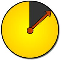 I love these!  Animated timers that you can put on the projector.  Gives students a visual for the time they have remaining.  Plus a fun surprise (noise cue) when time is up! :)