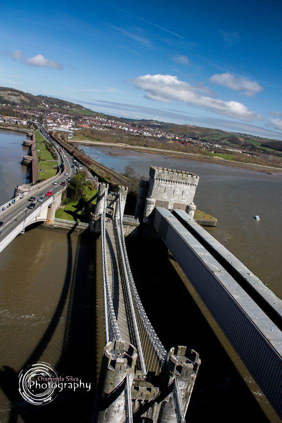 Three Bridges by Chaminda Silva on 500px