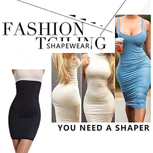 Womens Shapewear Dress Ladies Underdress Control Full Slips Underbust Top Tube