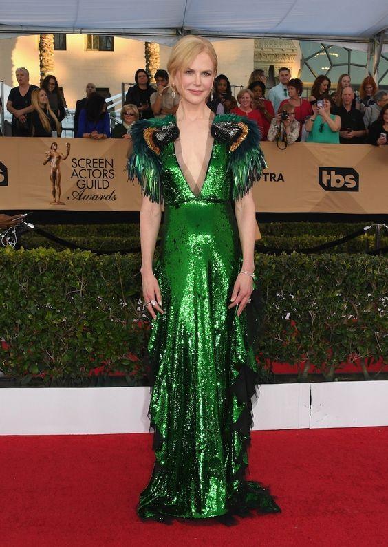 Nicole Kidman - 10 beste looks: week 30 januari 2017