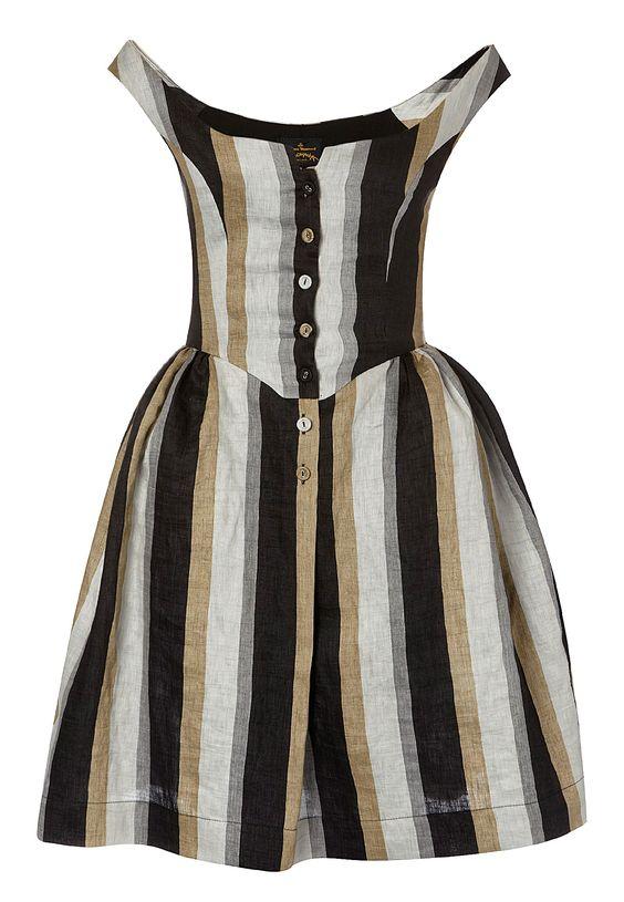 Vivienne Westwood Pannier Dress.