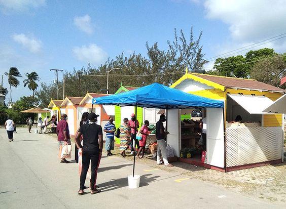 Mighty Grynner Vendors & Farmers Market Barbados