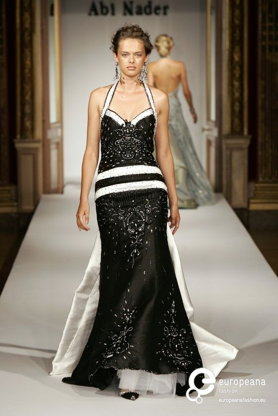 Robert Abi Nader - Couture fall - winter 2006