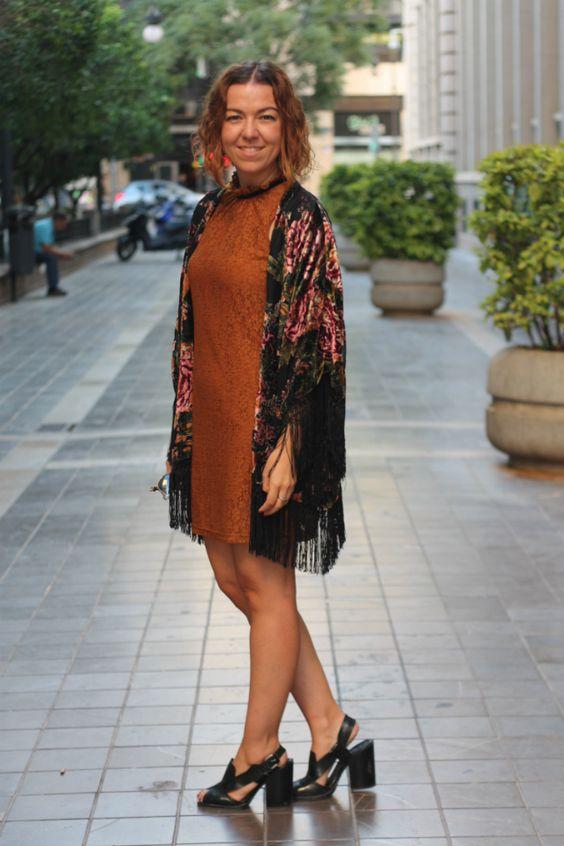 Los vestidos lenceros, también son para el Otoño | Trapos | Blog Moda Belleza Valencia #kissmylook