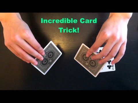 The Simplest Yet Most Amazing Mentalism Card Trick Revealed Youtube Card Tricks Card Tricks Revealed Magic Card Tricks
