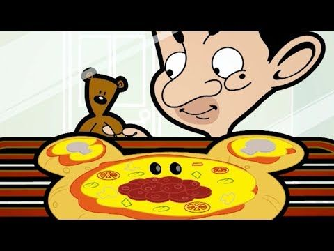 Mr Bean Cartoon Episode 12 Pizza Bean Mr Bean Episode Mister Bean Number 1 Fan In Hd Youtube Mr Bean Mr Bean Cartoon Kids Pizza Recipes