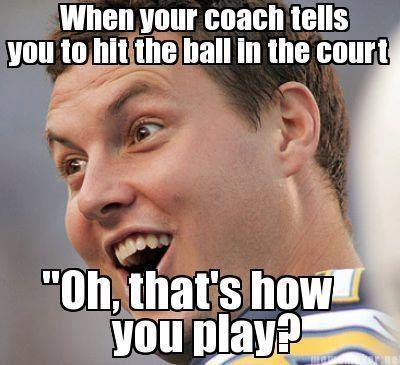 awesome Volleyball humor... by http://www.dezdemonhumor.space/sports-humor/volleyball-humor/