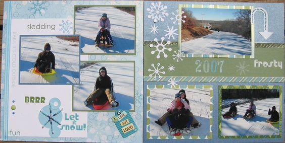 Winter 2007 - Scrapbook.com