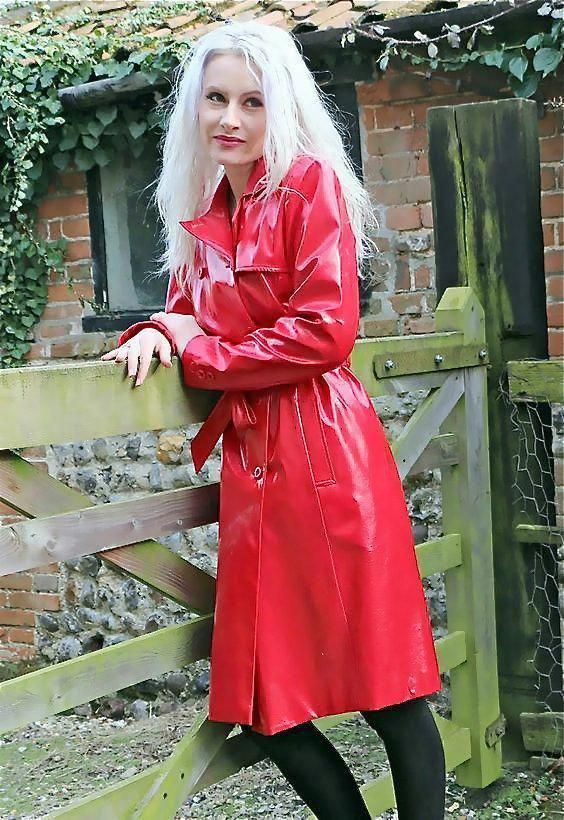 Womensgallery Long Raincoat Post:8723979555