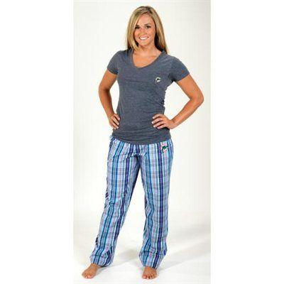 Reebok Miami Dolphins Women's Spectrum T-Shirt and Pant Set