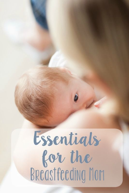 Essentials for the first time breastfeeding mom. Make your life easier and your…