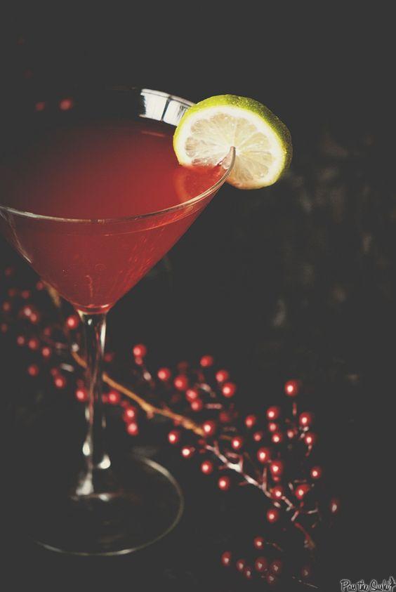 The Jack Rose Cocktail | 2 oz Applejack, 1 oz freshly squeezed lime juice, 1 oz grenadine, Lime slices for garnish