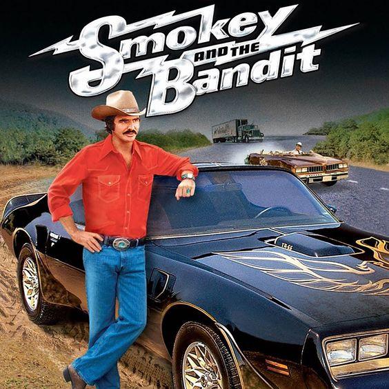 Bandit und sein 77er Pontiac Firebird Trans Am aus Smokey and the Bandit 416808d243b7af759264ffd905dfac3b
