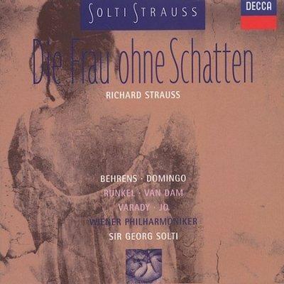 Precision Series Solti/Vienna Philharmonic Orchestra - Strauss:Die Frau Ohne Schatten