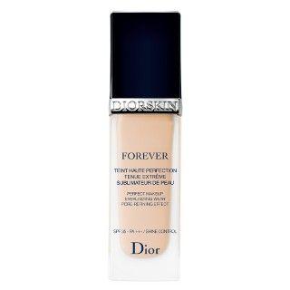 Diorskin Forever da Dior uma nova base que lhe traz perfeição e conforto, pois é a maquiagem perfeita de longa duração e deixa a pele com…