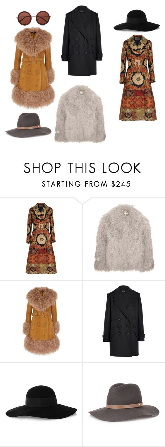 """""""Net-a-porter sales"""" by vicdra on Polyvore featuring Etro, STELLA McCARTNEY, Gucci, Isabel Marant, Eugenia Kim, rag & bone and The Row"""