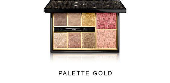 Palette Gold Guerlain