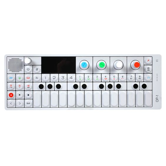 Teenage Engineering OP-1 Portable Synthesizer OP-1 is the all-in-one portable…