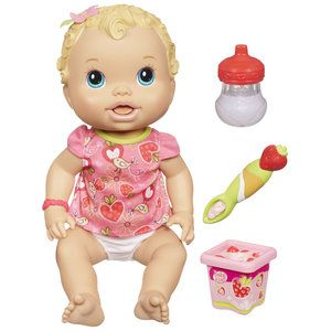 Baby Alive Blondes And Dolls On Pinterest