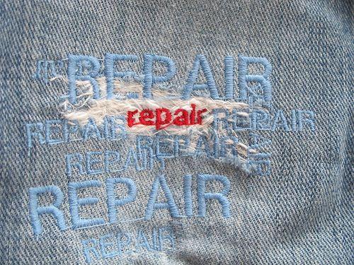 Repair   by amore fecit