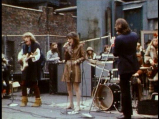 NY Rooftop, 1968