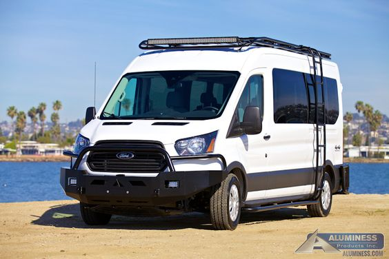 Popular Five Transit Project Vehicles Were Crafted To Showcase The Vans Toughness And Flexibility For Customers Looking For A