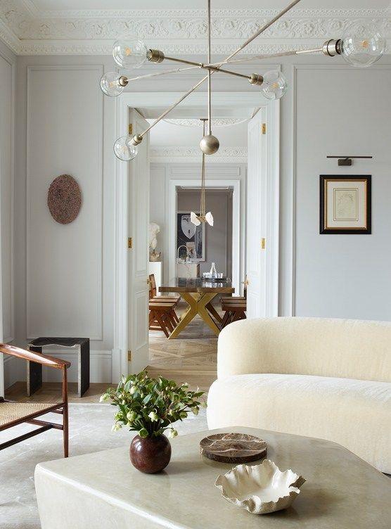 London Apartment Tour Living Room Lounge Home Decor London