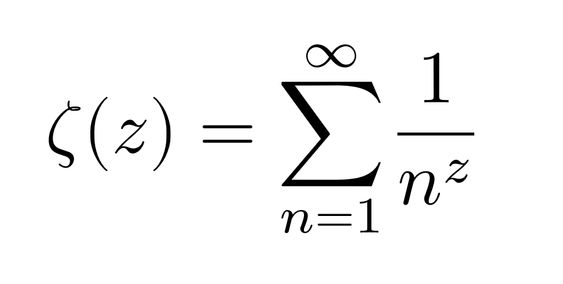 Resultado de imagen de hipótesis de Riemann