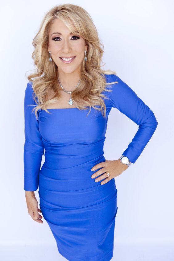 Shark Tank's Lori Greiner - she's my favorite on the show