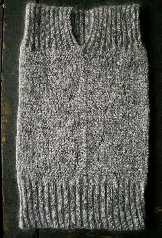 Salt and Pepper Cowl | The Purl Bee